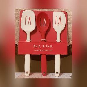 Rae Dunn spatula set